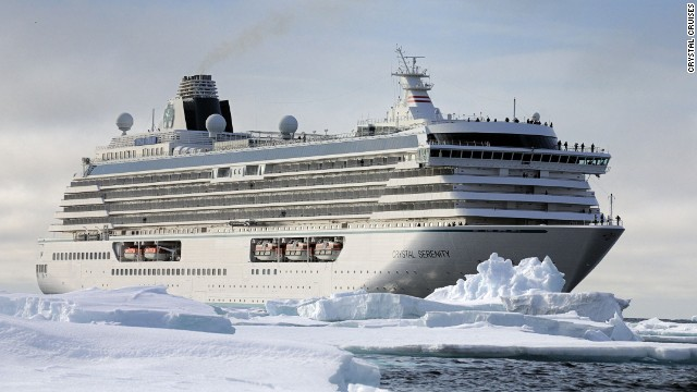 Northwest Passage opens up