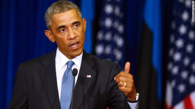 Obama dice que puede actuar contra ISIS sin la autorización del Congreso de EE.UU.