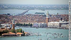 The beautiful island of San Giorgio Maggiore