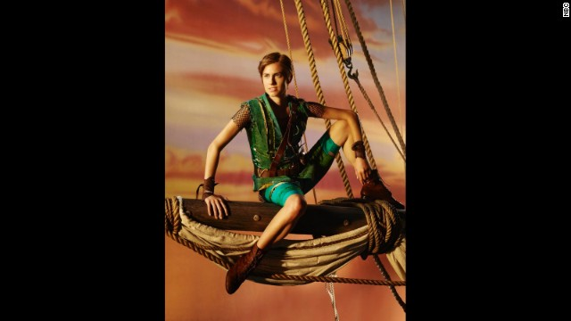 Allison Williams as Peter Pan, and more news to note