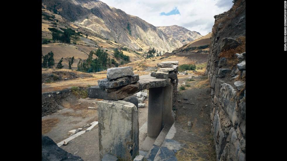 Chavín de Huantar, Perú