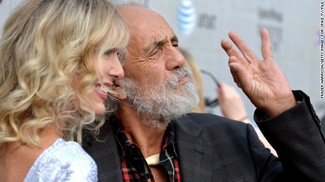 Tommy Chong can make us laugh, but will he earn viewers' votes as a dancer? Chong is partnered with Peta Murgatroyd, not pictured.