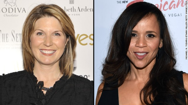 "Political analyst Nicolle Wallace, left, and actress Rosie Perez are the newest faces to join ABC's ""The View."" They're signing on after the departures of co-hosts Sherri Shepherd, Jenny McCarthy and Barbara Walters. Here's a look at the ladies who've had a seat at ""The View's"" table:"