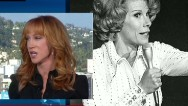 Kathy Griffin shares her memories of Joan Rivers