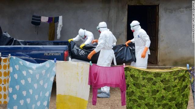 Fundación de Bill Gates donará 50 millones de dólares para la lucha contra el ébola