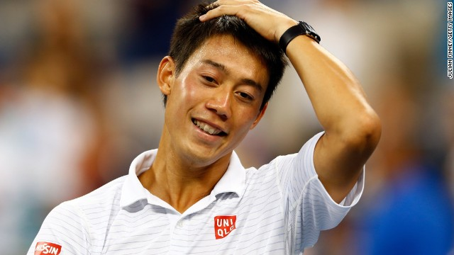 Kei Nishikori has reached the semifinals of a grand slam tournament for the first time in his career, with his exploits at the 2014 U.S. Open making him the first Japanese player to do so since 1933.