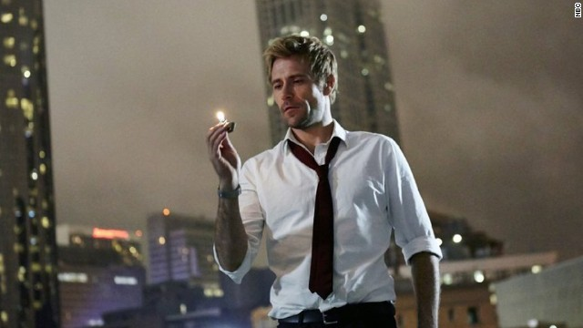 """<strong>""""Constantine"""" (NBC) --</strong> The anticipation is burning bright for this adaptation of the """"Hellblazer"""" comic. Matt Ryan stars as the demon hunter John Constantine, an occult master who initially gives up his fight against evil until a series of events pulls him right back in. (Isn't that always the case?) (October 24)"""