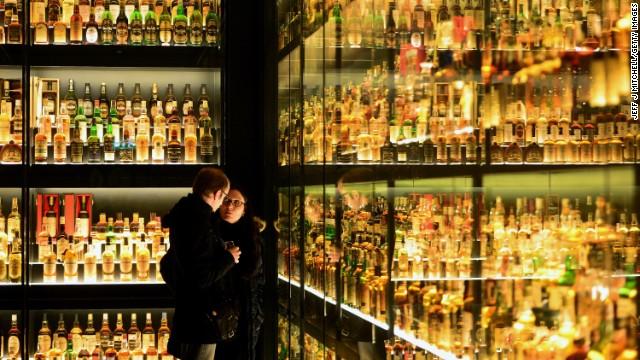 Productores de whisky se muestran cautelosos ante el referendo escocés