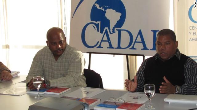 """Disidentes cubanos: """"Cada día el régimen se hace más represivo"""""""