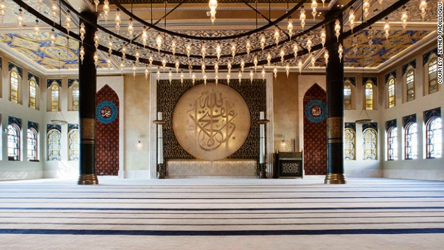 Meet The Mosque Designer Breaking The Mold Cnn Com
