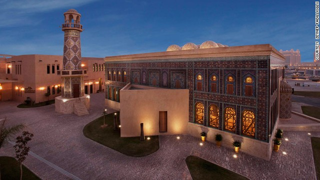 Meet the mosque designer breaking the mold for Mosque exterior design