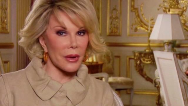 La clínica que atendió a Joan Rivers niega responsabilidad en muerte de la comediante