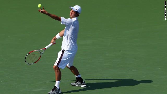 Nishikori recorded a notable win over Novak Djokovic in the U.S. Open semifinals.