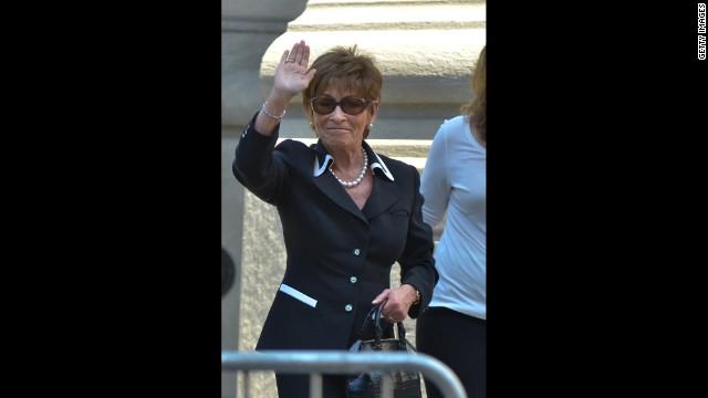 "Judith Sheindlin, television's ""Judge Judy"""