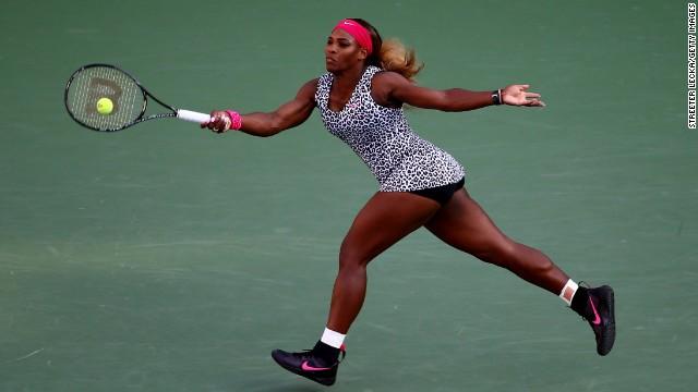 Serena Williams vence a Wozniacki y conquista el título del Abierto de EE.UU.