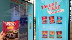Tweet to eat: businesses get social media smart