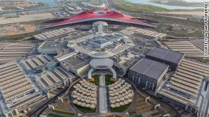 Abu Dhabi's new super mall