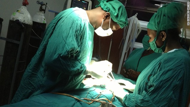 8limbed boy progresses well after successful operation