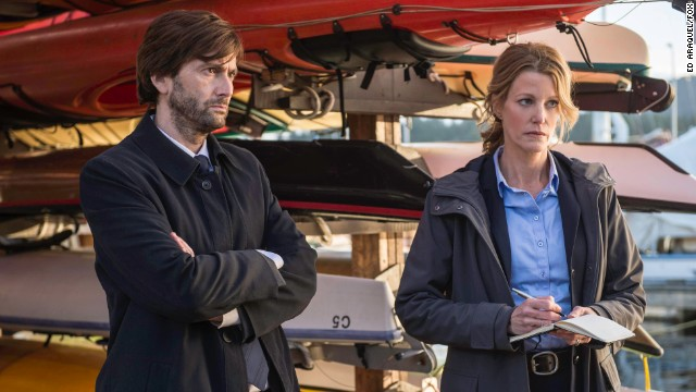 "<strong>Jury's still out:</strong> ""Gracepoint,"" Fox's adaptation of the British drama ""Broadchurch,"" has not been playing well this fall season. Its premiere in October was on the low side, and the second episode didn't show an improvement. Chances are we'll see this murder mystery run its 10 episodes before it fades from memory."