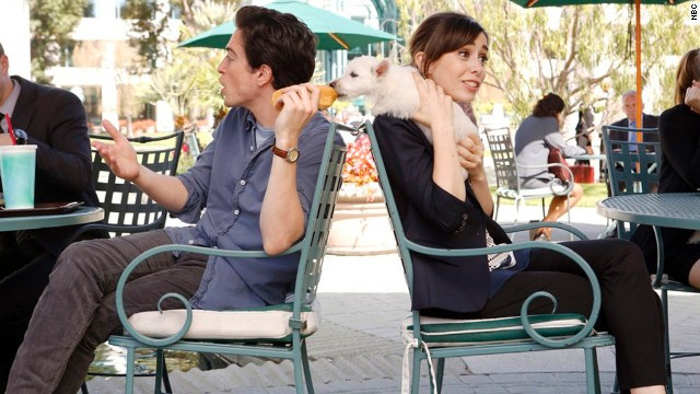 "<strong>Loser:</strong> You can also add the adorable ""A to Z"" to NBC's list of 2014 regrets. Despite having the charming Ben Feldman and Cristin Milioti star as a couple facing a question of fate, this romantic comedy never picked up steam in its Thursday night time slot. (At 9:30 p.m., it was up against stalwarts like ABC's ""Scandal"" and CBS's ""Two and a Half Men."")"