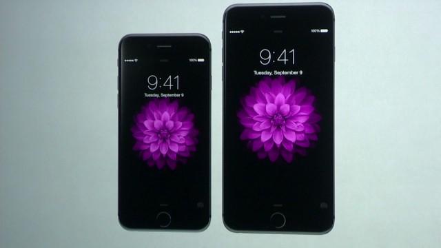 Dos iPhone y un reloj, lo nuevo de Apple