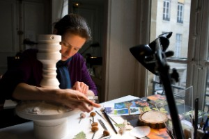 Hecha a mano por Lalique