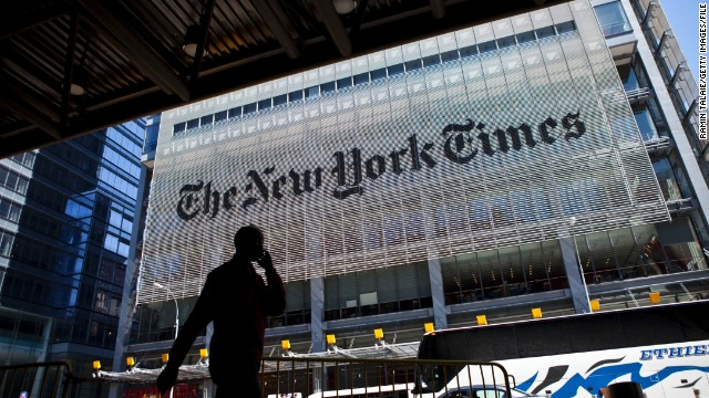 "On July 27, the New York Times published ""High Time: An Editorial Series on Marijuana Legalization,"" which called for the federal government to repeal its ban on marijuana."