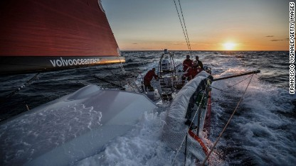 Will ocean racers take on Arctic?