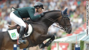 World Equestrian Games in pictures
