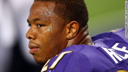 Can Ray Rice ultimately be forgiven?