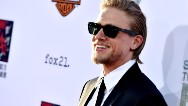"Charlie Hunnam didn't drop out of ""Fifty Shades of Grey"" because he didn't want to play the lead, Christian Grey."