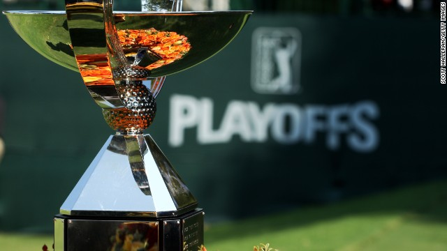 A cool $10 million is on offer for the winner of the PGA Tour's FedEx Cup this week, with only the top five golfers in the playoffs' rankings in control of their own destiny.