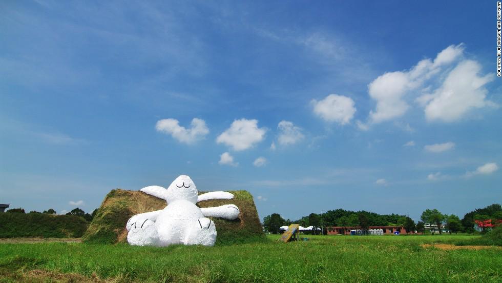 Conejo soñador
