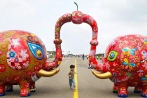 Colección 'Happy Animal Party' por Hung Yi