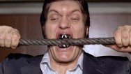 "Richard Kiel, the actor best known for playing the James Bond villain ""Jaws,"" died Wednesday at a California hospital, St. Agnes Medical Center spokeswoman Kelley Sanchez said."