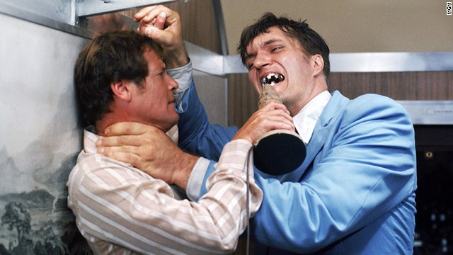 "<a href='http://www.cnn.com/2014/09/11/showbiz/obit-richard-kiel-jaws/index.html'>Richard Kiel</a>, the actor best known for playing the James Bond villain ""Jaws,"" died September 10 at a California hospital, St. Agnes Medical Center spokeswoman Kelley Sanchez said. He was 74."