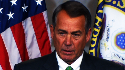 Boehner might bring back Congress for war debate