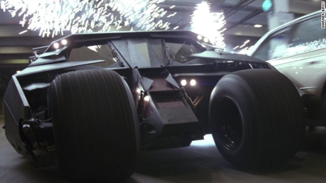 "When Christopher Nolan crafted his own Batman saga, beginning with ""Batman Begins"" in 2005, we entered a new era of Batmobiles. This version, called the ""Tumbler,"" was far more substantial than prior iterations, and it was capable of both protection and attacks."