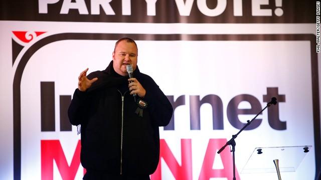 Dotcom: NZ a 'slave to U.S. interests'