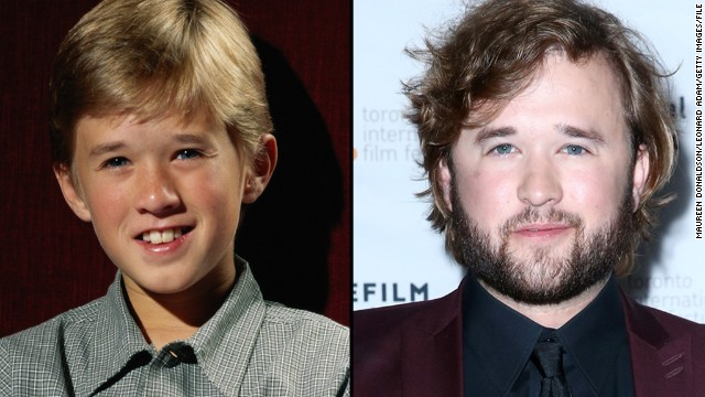 "Haley Joel Osment has been working steadily since his breakout role in 1999's ""The Sixth Sense."" Now 26, Osment's intriguing look for his role in the Kevin Smith comedy ""Yoga Hosers"" has put his career back in the spotlight. See how these other child stars have grown up."
