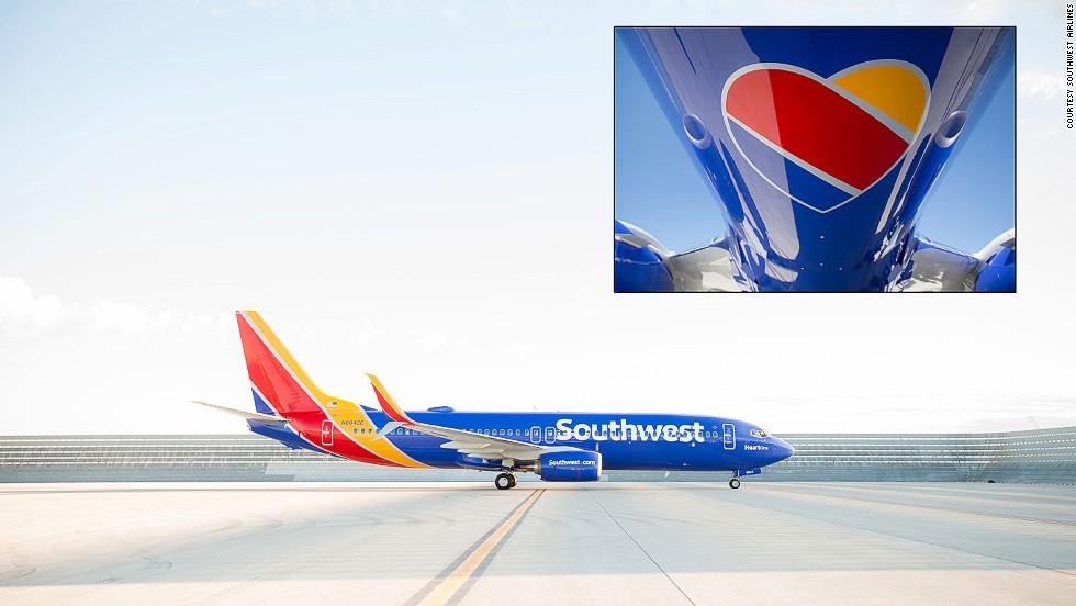 Pintura en un avión