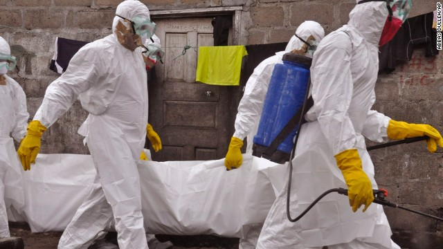 Expertos temen que el ébola pueda transmitirse por vía respiratoria