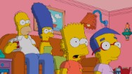 """Over time, all cartoon characters evolve their look. But for """"The Simpsons,"""" now entering its 26th season, the difference between how Homer Simpson and family first appeared (and sounded) when they debuted on """"The Tracey Ullman Show"""" is staggering."""