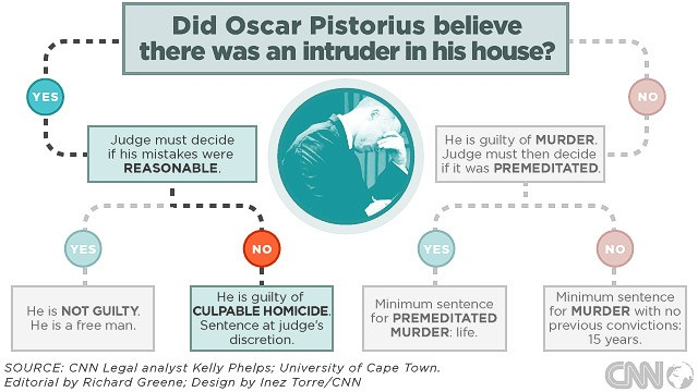 Pistorius trial: How was decision reached?
