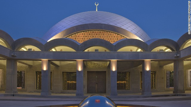 Meet The Mosque Designer Breaking The Mold