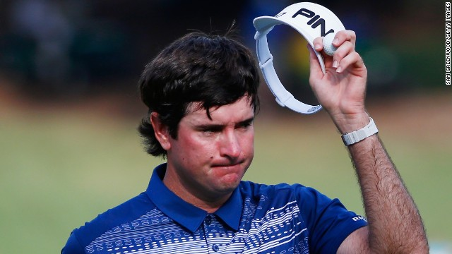 Bubba Watson, another of the FedEx top five, was tied for third after Thursday's opening round. The Masters champion was one shot behind Kirk and Horschel after carding three-under-par 67.