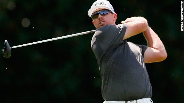 Hunter Mahan, the last of the leading quintet, was way off the pace after a seven-bogey 74 left him tied for 27th in the 29-man field.