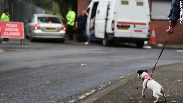 43 perros mueren durante incendio en un refugio en Inglaterra