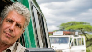 Tour the world with Anthony Bourdain