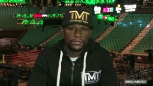 Floyd Mayweather on Domestic Violence